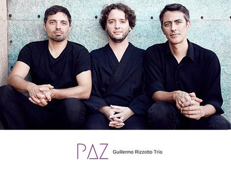 Portada del disco «Paz» de Guillermo Rizzotto Trío.
