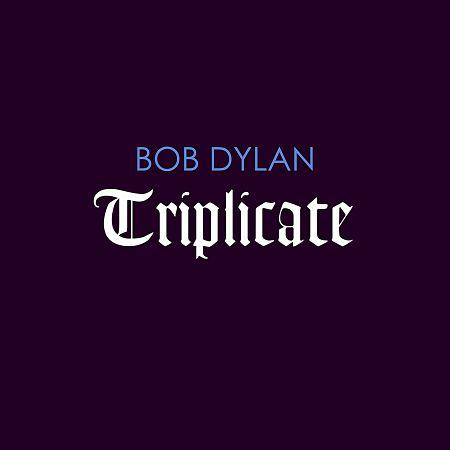 Portada del disco «Triplicate» de Bob Dylan.