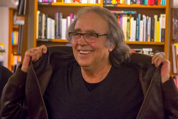 Joan Manuel Serrat. © Xavier Pintanel