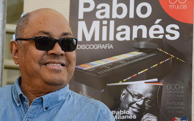 Pablo Milanés. © EBM
