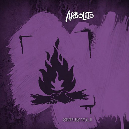 Portada del disco «Simples. Volumen II» de Arbolito.