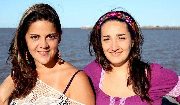 Inés Ramos y Mariela Pagano.