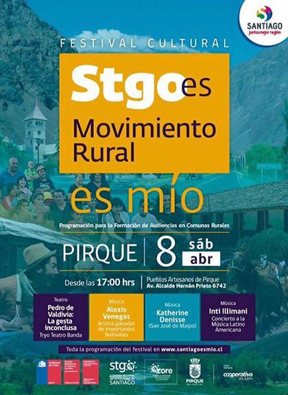 «Santiago es Movimiento Rural».