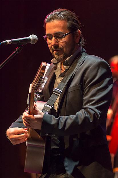 Manuel Meriño. © Xavier Pintanel