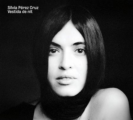 Portada del disco «Vestida de nit» de Sílvia Pérez Cruz.