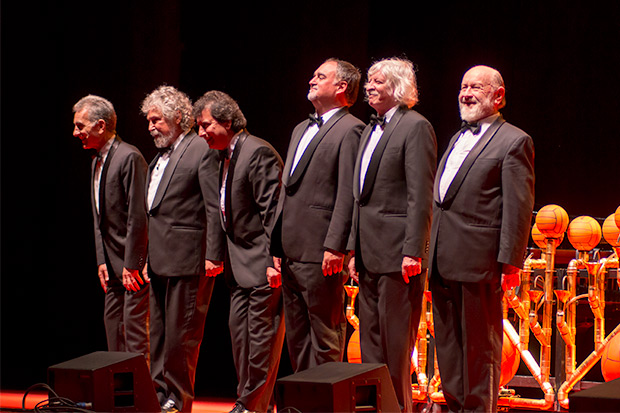 Les Luthiers. © Xavier Pintanel