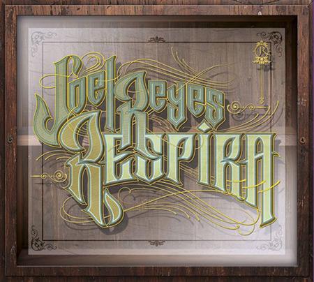 Portada del disco «Respira» de Joel Reyes.