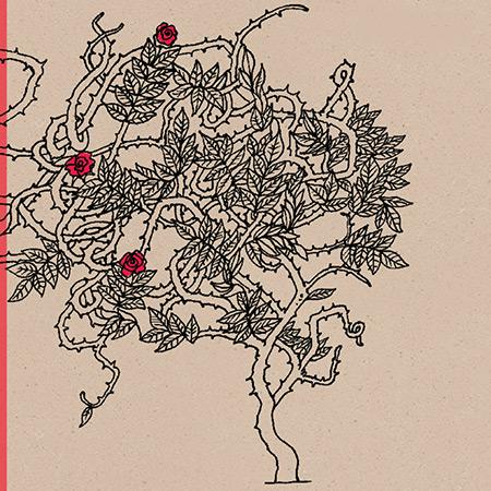 Portada del disco-libro «La dueña de mi poesía» de Pablo Grinjot.