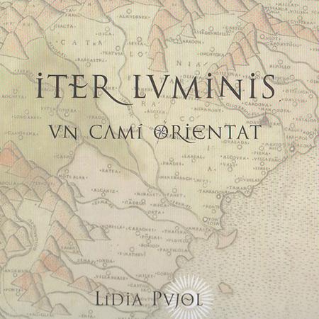 Portada del disco «Iter Luminis. Un camí orientat» de Lídia Pujol.