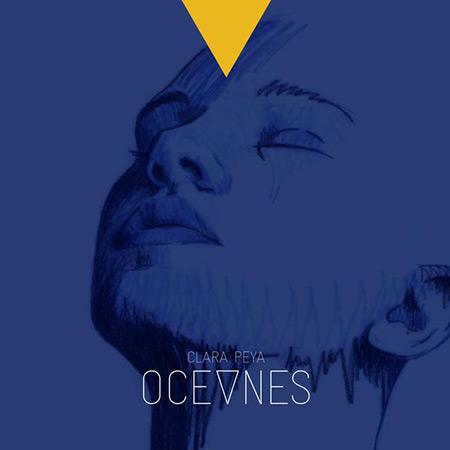 Portada del disco «Oceanes» de Clara Peya.