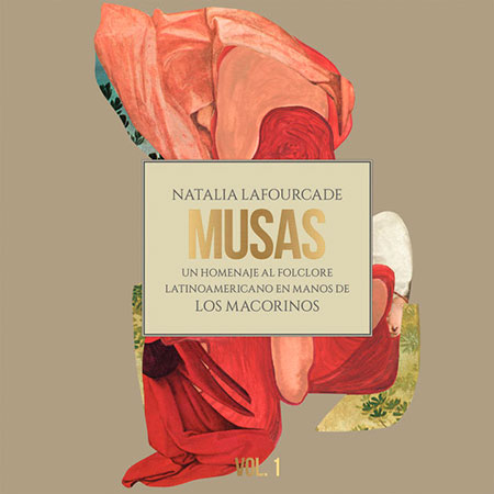 Portada del disco «Musas» de Natalia Lafourcade.