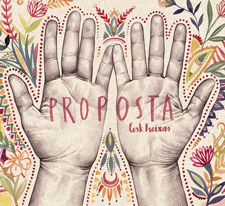 Portada del disco «Proposta» de Cesk Freixas.
