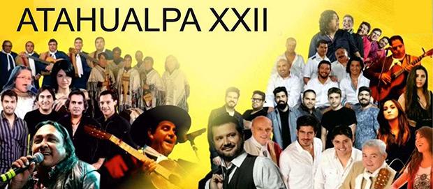 XXII Festival Atahualpa Tucumán 2017.