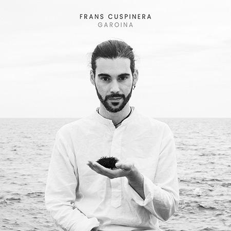Portada del disco «Garoina» de Frans Cuspinera.