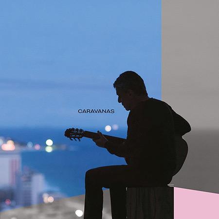 Portada del disco «Caravanas», de Chico Buarque.