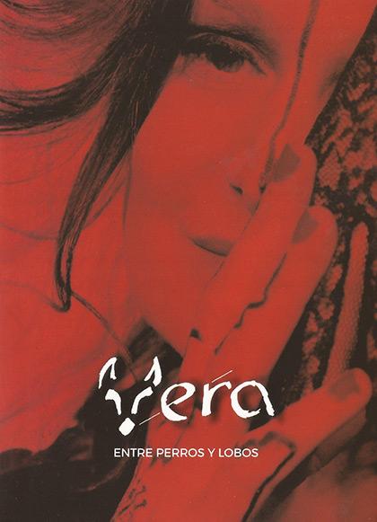 Portada del disco «Entre perros y lobos» de Vera Cirkovic.