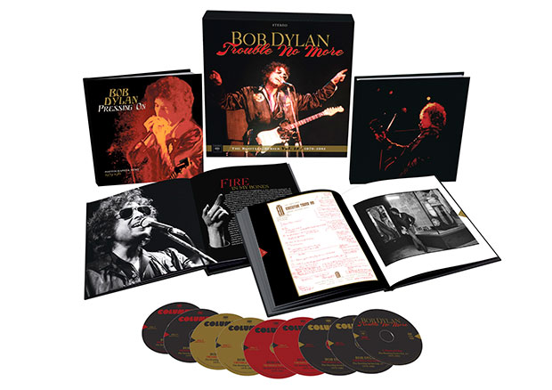 Trouble no more The Bootleg Series vol. 13 / 1979-1981 Deluxe Edition.