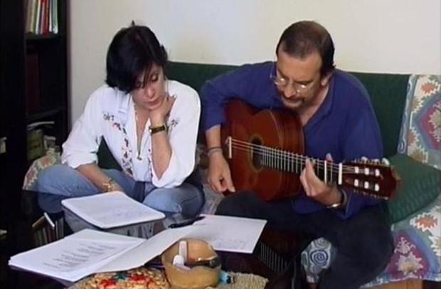 Paloma Ramírez y Alejo Martínez.