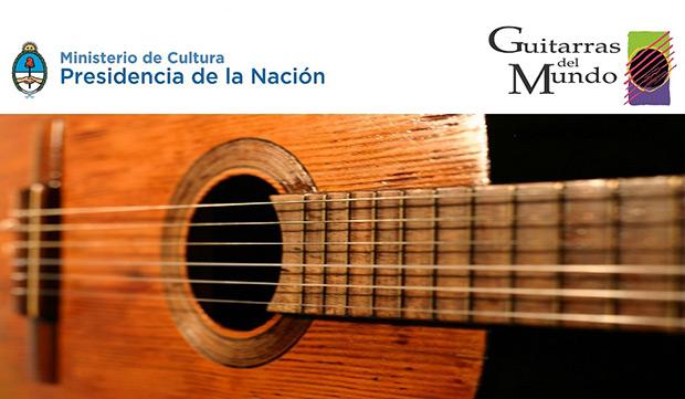 23 Festival Guitarras al Mundo Buenos Aires 2017