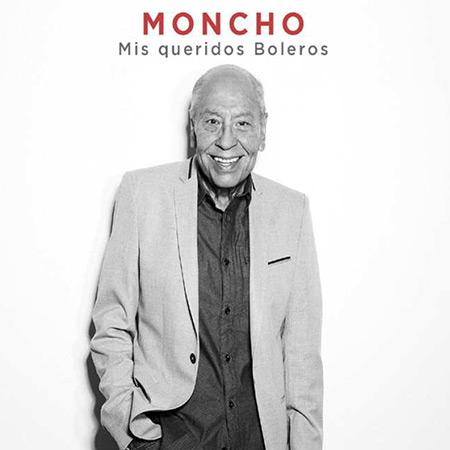 Portada del «Mis queridos boleros» de Moncho.
