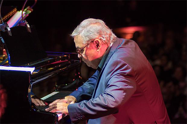 José María Vitier. © Xavier Pintanel