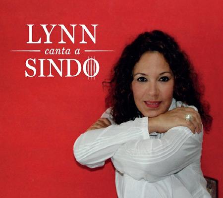 Portada del disco «Lynn canta a Sindo» por Lynn Milanés.