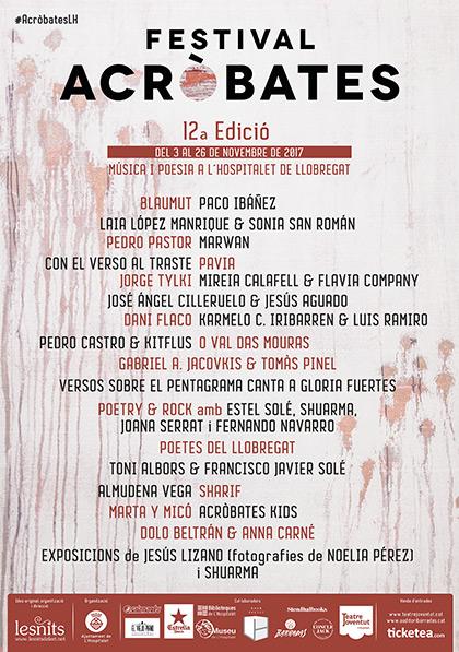 12 Festival Acròbates L'Hospitalet de Llobregat 2017