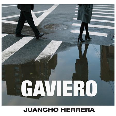 Portada del disco «Gaviero» de Juancho Herrera.