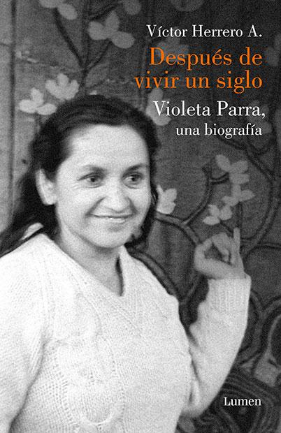 Portada del librio «Después de vivir un siglo» de Víctor Herrero.