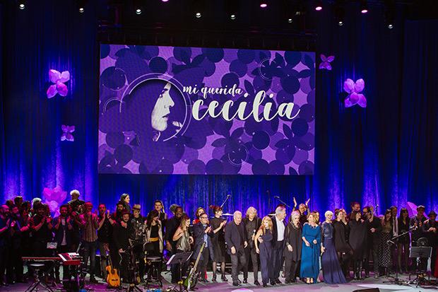 Concierto «Mi querida Cecilia».