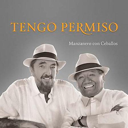 Portada del disco «Tengo permiso» de Armando Manzanero.