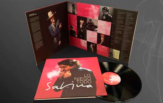 Joaquín Sabina publica «Lo niego todo» en vinilo mientras prosigue su gira.