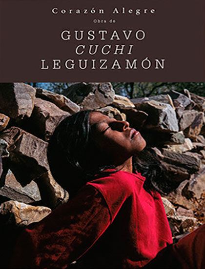 Portada del libro «Corazón Alegre» de Gustavo «Cuchi» Leguizamón.