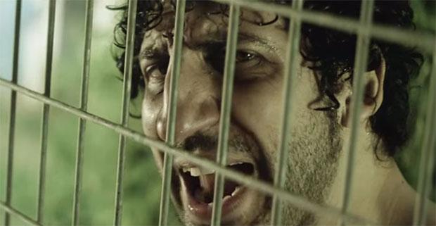 Fotograma del video «La vida cuesta» de Marwan.
