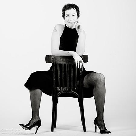 Sandra Rehder © Fernando Prats