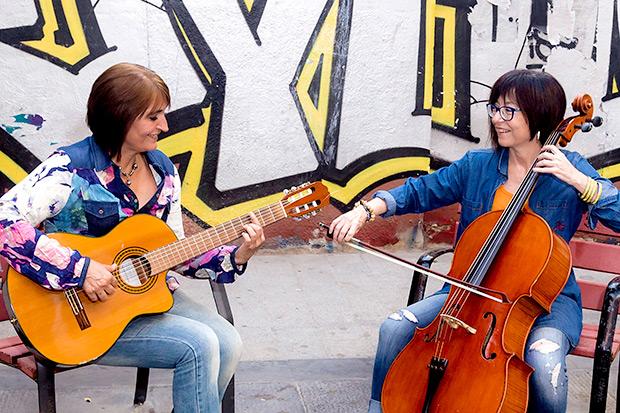 Eva Dénia i Merxe Martínez
