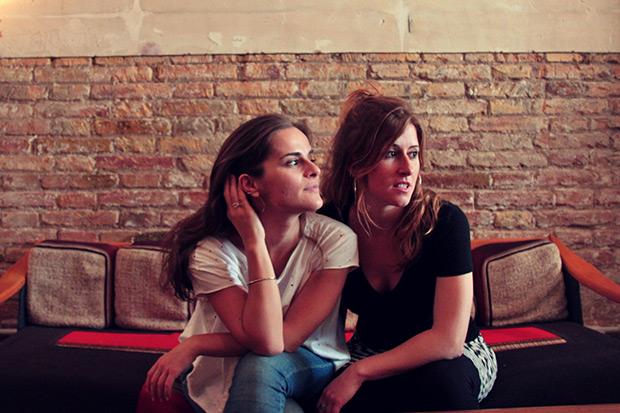 Meritxell Gené i Aina Torres