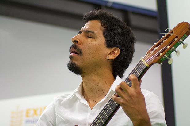 Gaddafi Núñez © Xavier Pintanel