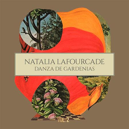 Portada del single «Danza de gardenias» de Natalia Lafourcade.