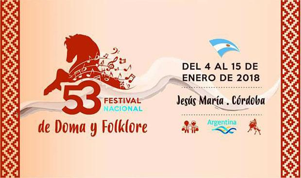 53 Festival Nacional de Doma y Folclore de Jesús María 2018