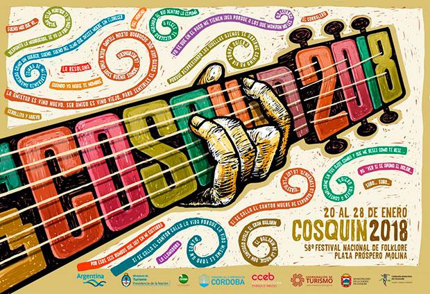 58 Festival de Folclore de Cosquín 2018