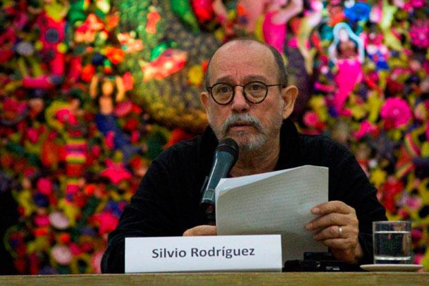 Silvio Rodríguez inaugura el Premio Casa de las Américas.