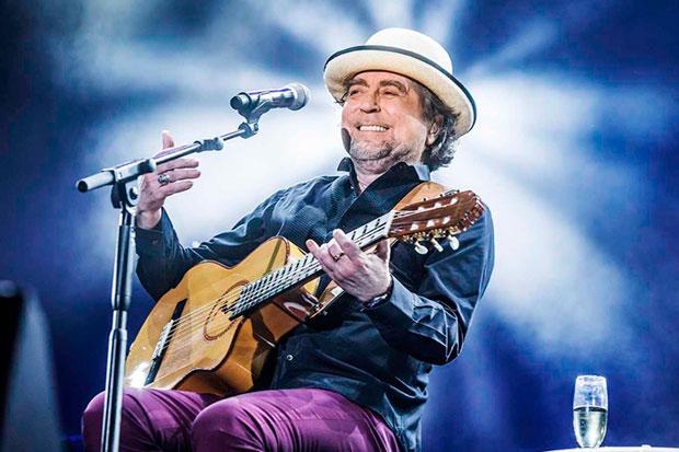 Joaquín Sabina, gira «Lo niego todo».