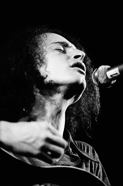 Ramon Muntaner en 1976. © Colita