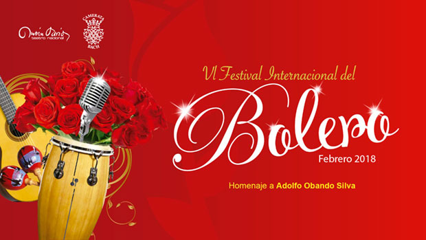 VI Festival Internacional del Bolero en Nicaragua.