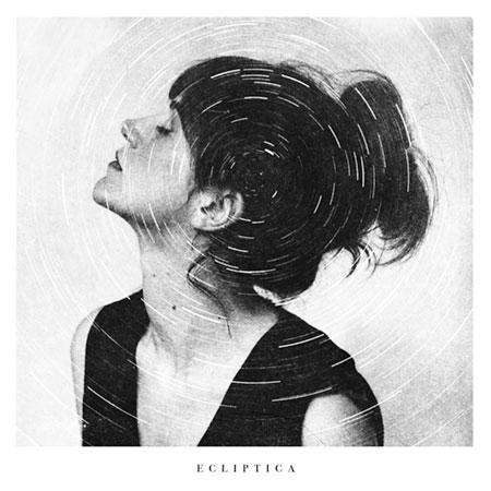Portada del disco «Eclíptica» de Maria Rodés.