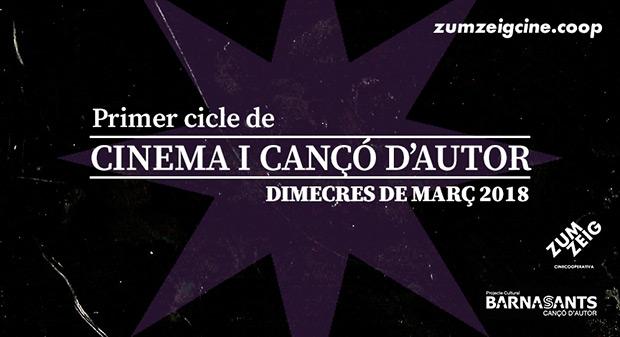 I Cicle Cinema i Cançó d