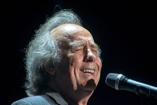Joan Manuel Serrat. © Kaloian Santos Cabrera