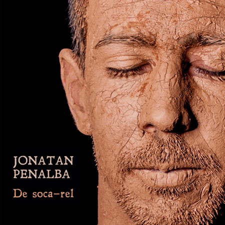 Portada del disco «De soca-rel» de Jonatan Penalba.