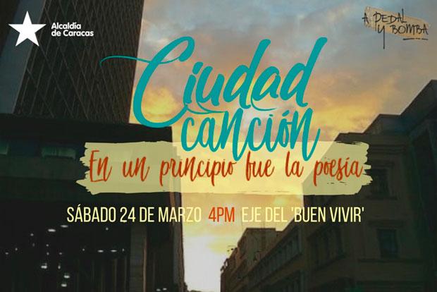 I Ciudad Canción Caracas 2018